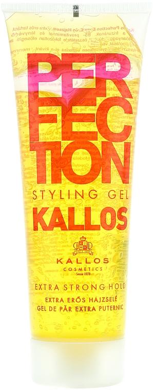 Haargel Extra starker Halt - Kallos Cosmetics