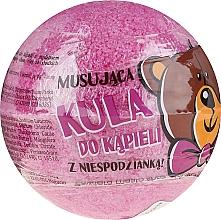 Düfte, Parfümerie und Kosmetik Kinder Badebombe Überraschung rosa - LaQ Bath Bomb