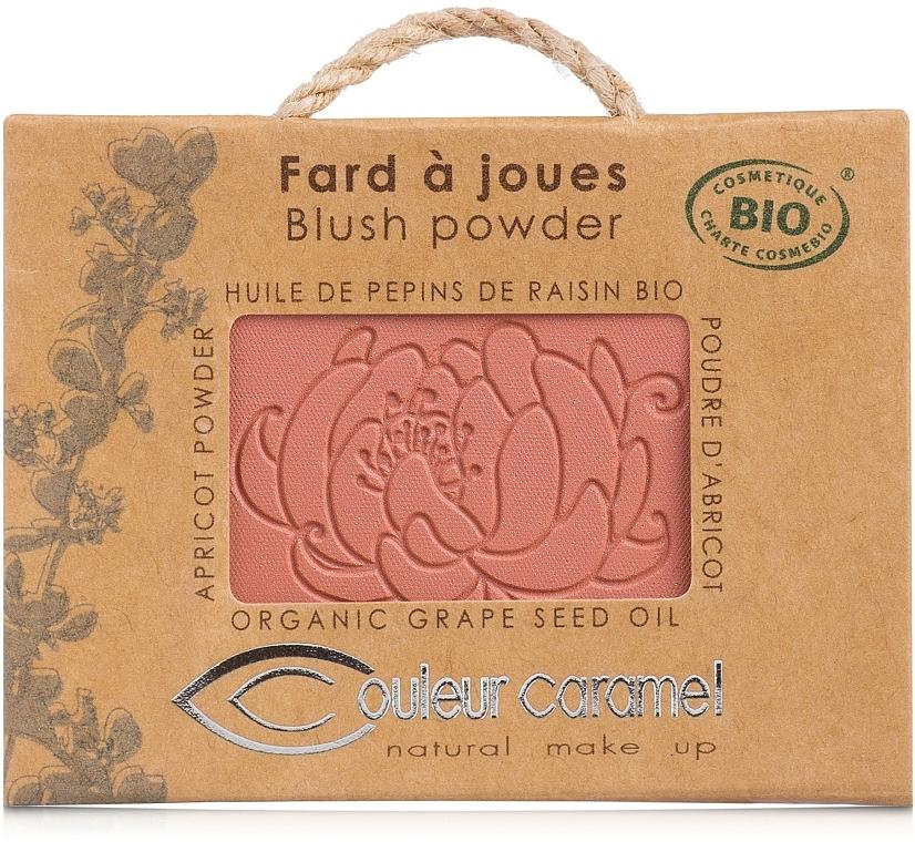 Puderrouge - Couleur Caramel Blush Powder