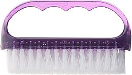 Düfte, Parfümerie und Kosmetik Kosmetische Nagelbürste 74752 violett - Top Choice