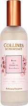 Düfte, Parfümerie und Kosmetik Raumerfrischer Rose & Hibiskus - Collines de Provence Rose & Hibiscus