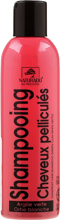 Anti-Schuppen Shampoo - Naturado Antidandruff Shampoo Cosmos Organic