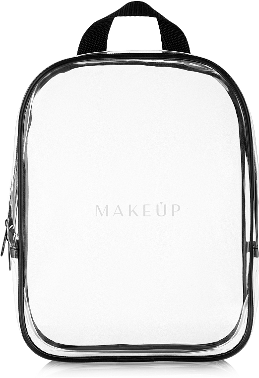 Kosmetiktasche schwarz Beauty Bag - MakeUp (ohne Inhalt)