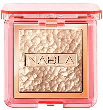 Düfte, Parfümerie und Kosmetik Highlighter - Nabla Skin Glazing Highlighter