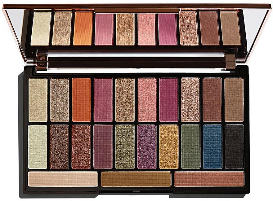 Lidschattenpalette - Makeup Revolution X Tammi Tropical Paradise Palette