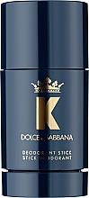 Düfte, Parfümerie und Kosmetik Dolce & Gabbana K by Dolce & Gabbana - Parfümierter Deostick