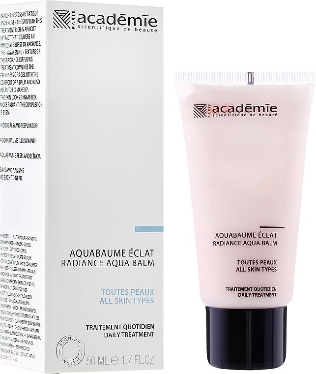 Erfrischender Gesichtsbalsam mit Aprikosenextrakt - Academie Radiance Aqua Balm