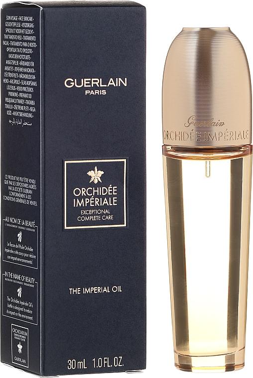 Gesichtskonzentrat aus 20 kostbaren Ölen - Guerlain Orchidee Imperiale The Imperial Oil