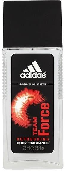 Adidas Team Force - Parfümiertes Körperspray