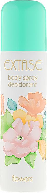 Deospray - Extase Flowers Deodorant