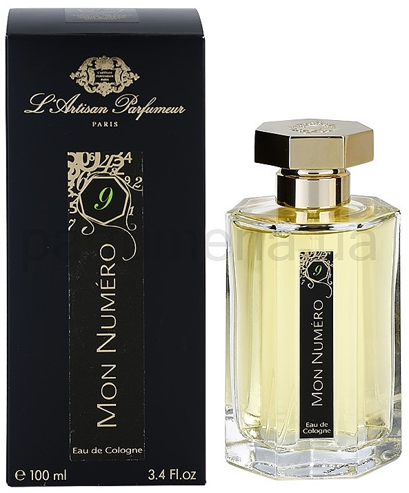 L'Artisan Parfumeur Mon Numero 9 - Eau de Cologne