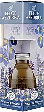 Düfte, Parfümerie und Kosmetik Aroma-Diffusor mit Duftholzstäbchen Lavendel und Iris - Felce Azzurra Lavander