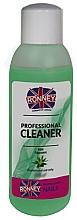 Düfte, Parfümerie und Kosmetik Nagelentfeuchter Aloe - Ronney Professional Nail Cleaner Aloe