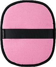 Düfte, Parfümerie und Kosmetik Peeling-Waschlappen Nudy & Shy rosa - Makeup Exfoliating Washcloth