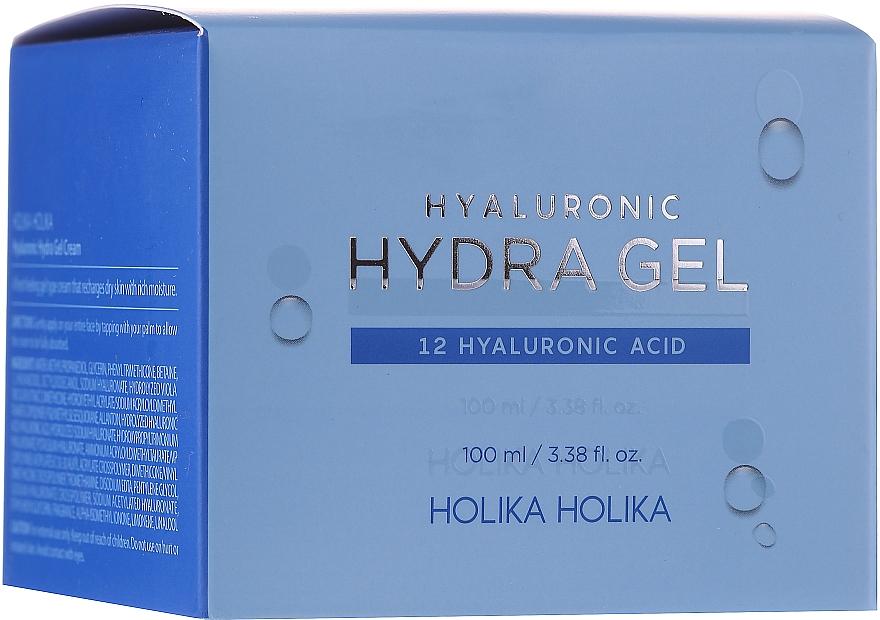 Creme-Gel mit Hyaluronsäure - Holika Holika Hyaluronic Hydra Gel — Bild N2