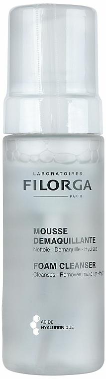 Feuchtigkeitsspendender Gesichtsreinigungsschaum zum Abschminken - Filorga Mousse Demaquillante