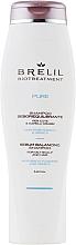 Shampoo für fettiges Haar mit Bachblüten und Arnika - Brelil Bio Traitement Pure Sebum Balancing Shampoo — Bild N1