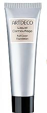 Düfte, Parfümerie und Kosmetik Intensiv deckende Foundation - Artdeco Liquid Camouflage Full Cover Foundation
