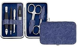 Düfte, Parfümerie und Kosmetik Maniküre-Set 6-tlg. blau - DuKaS Premium Line PL 126MKR