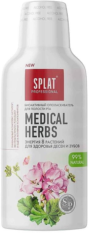 Kariesschutz Mundspülung - Splat Medical Herbs