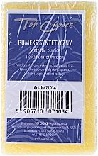 Düfte, Parfümerie und Kosmetik Synthetischer Bimsstein 71034 gelb - Top Choice