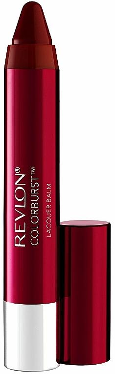 Lippenbalsam mit hohem Glanz - Revlon ColourBurst Lacquer Balm