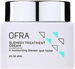 Düfte, Parfümerie und Kosmetik Behandlungscreme für das Gesicht - Ofra Blemish Treatment Cream