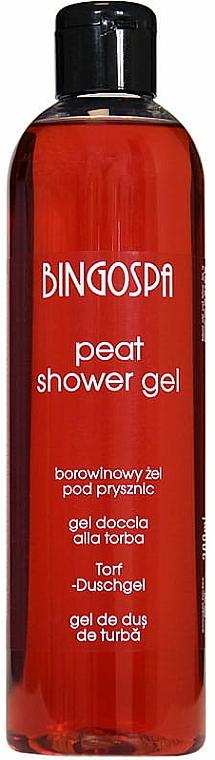 Duschgel mit Torf - BingoSpa Mud Shower Gel