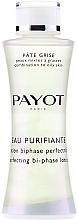 Düfte, Parfümerie und Kosmetik Gesichtswasser mit Extrakten aus chilenischer Minze und Salicylsäure - Payot Pate Grise Eau Purifiante