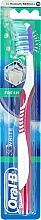 Düfte, Parfümerie und Kosmetik Zahnbürste mittel 3D White Fresh pink-weiß - Oral-B 3D White Fresh