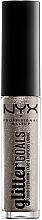 Düfte, Parfümerie und Kosmetik Flüssiger Lidschatten mit Glitter - NYX Professional Makeup Glitter Goals Liquid Eyeshadow