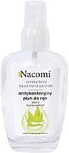 Düfte, Parfümerie und Kosmetik Antibakterielles Handspray in Glasflasche - Nacomi Antibacterial Liquid Hand Sanitizer