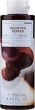 Düfte, Parfümerie und Kosmetik Pflegendes Duschgel mit Bergpfeffer, Bergamotte und Koriander - Korres Mountain Pepper Bergamot & Coriander Shower Gel