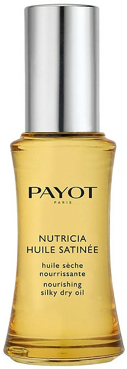 Intensiv nährendes Haaröl - Payot Nutricia Nutricia Huile Satinee Ultra-Nourishing Silky Dry Oil