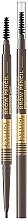 Düfte, Parfümerie und Kosmetik Augenbrauenstift - Eveline Cosmetics Brow Pencil
