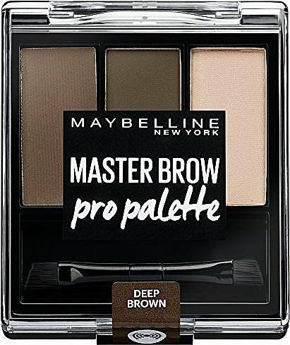 Augenbrauen-Make-up-Palette - Maybelline Master Brow Pro Palette Kit