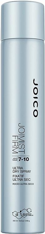 Langanhaltendes Haarspray - Joico Style and Finish Joimist Firm Ultra Dry Spray-Hold 7-10 — Bild N1