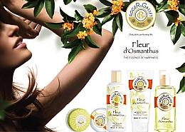 Erfrischendes Duschgel mit Osmanthusblüte - Roger and Gallet Fleur d'Osmanthus Fresh Shower Gel — Bild N4