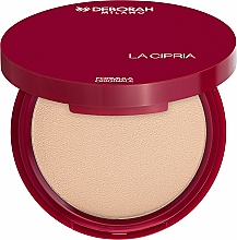 Düfte, Parfümerie und Kosmetik Kompaktpuder - Deborah La Cipria