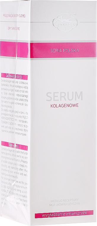 Gesichtsserum mit Kollagen - Jadwiga Collagen Serum