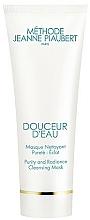 Düfte, Parfümerie und Kosmetik Reinigungsmaske - Methode Jeanne Piaubert Douceur D'Eau Purity and Radiance Cleansing Mask