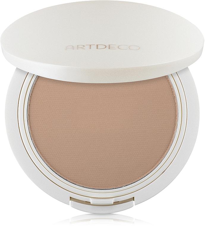 Mattierende Puder-Foundation - Artdeco Sun Protection Powder Foundation