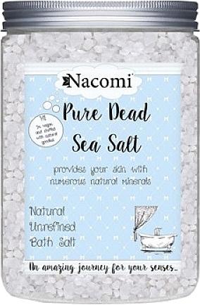 Badesalze aus dem Toten Meer - Nacomi Natural Dead Sea Salt Bath