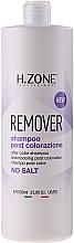 Düfte, Parfümerie und Kosmetik Shampoo - H.Zone Post Colorazione Remover