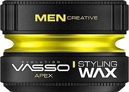 Düfte, Parfümerie und Kosmetik Stylingwachs mit starkem Halt und mattem Finish - Vasso Professional Hair Styling Wax Apex