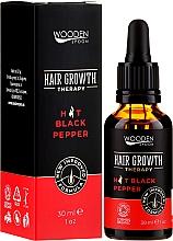 Düfte, Parfümerie und Kosmetik Haarwuchs-Serum mit Chilisamenöl - Wooden Spoon Hair Growth Serum