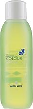 Düfte, Parfümerie und Kosmetik Acetonhaltiger Nagellackentferner Grüner Apfel - Silcare The Garden Of Colour Aceton Green Apple