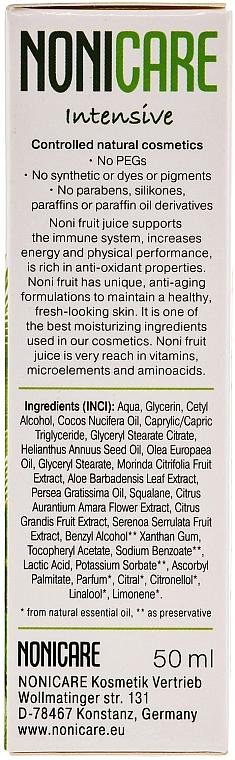 Feuchtigkeitsspendende Gesichtscreme - Nonicare Intensive 24h Face Cream — Bild N3
