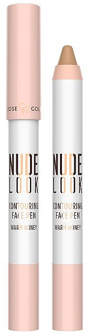 Konturenstift für das Gesicht - Golden Rose Nude Look Contuoring Face Pen