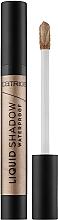 Düfte, Parfümerie und Kosmetik Flüssige Lidschatten mit wasserfester und langanhaltender Textur - Catrice Liquid Shadow Waterproof Cream Eyeshadow